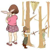 Kinderkamer #muurstickers | Papiermier voor lieve muurstickers