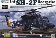 Kitty Hawk 1/48 SH-2F Seasprite