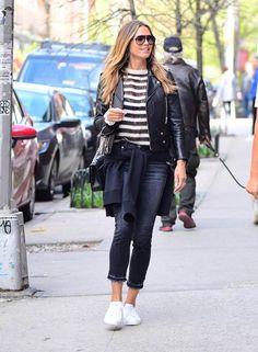 Fashion-Looks: Der Style von Heidi Klum | GALA.de