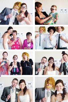 { Zrób to sam! Wąsy i inne gadżety do zdjęć }   SWEET WEDDING – BLOG ŚLUBNY