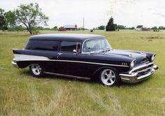#Chevrolet Nomad!