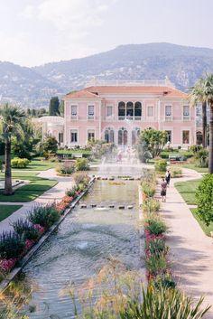 Villa Ephrussi-de-Rothschild, France