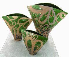 liz kinder pottery