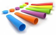 FoodWorks Colored Silicone Ice Pop Makers Review