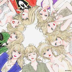 Taylor Swift 壁紙, Taylor Swift Drawing, Selena And Taylor, Live Taylor, Red Taylor, Taylor Swift Pictures, Taylor Swift Biography, Taylor Swift Wallpaper, Big Kiss