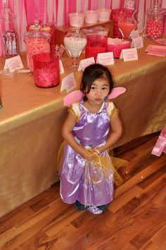 penelope's princess party