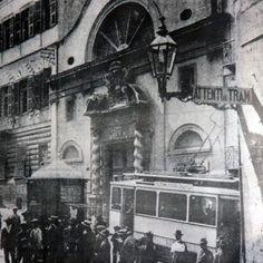 La Cagliari che non c'è più. La chiesa dei Santi Giorgio e Caterina bombardata e distrutta nel 1943 - cagliari.vistanet.it