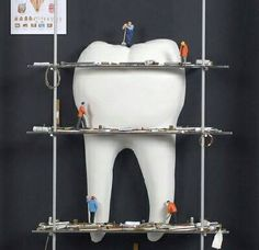 Dientes saludables requieren trabajo de artistas #OdontólogosCol #Odontólogos