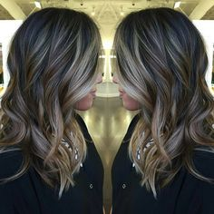 """6,149 Likes, 135 Comments - behindthechair.com (@behindthechair_com) on Instagram: """"Such a beautiful blend! ... by @colorbyashley #behindthechair #balayage"""""""