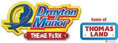 Drayton Manor Theme Park - Home of Thomas Land!!