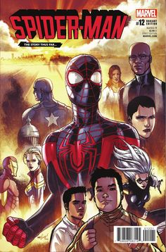 Preview: Spider-Man #12, Story: Brian Michael Bendis Art: Sara Pichelli Cover: Sara Pichelli Publisher: Marvel Publication Date: January 11th, 2017 Price: $3.99 ..., #All-Comic #All-ComicPreviews #BrianMichaelBendis #Comics #Marvel #previews #SaraPichelli #Spider-Man