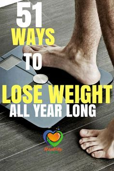 The Ultimate Guide to Lose Weight All Year Long – 51 Tips