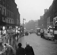 1950s Leith Street, Edinburgh by tayforth
