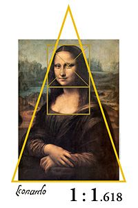 The Golden Ratio is a mathematical relationship in which the ratio of the larger portion to the smaller is the same as the larger portion to the whole. While the number itself is irrational and goes on indefinitely, it is usually rounded to 1.618.