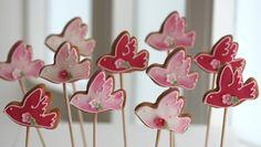 Pretty little bird #cookies