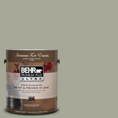Simply Sage By Behr. Our new wall color