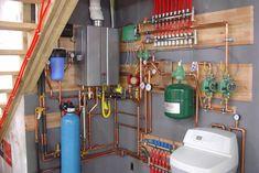 Photo by Weedwaka Infrared Heater, Boiler, Water Tank, Plumbing, Pump, Garage, Home Appliances, Layout, Hot