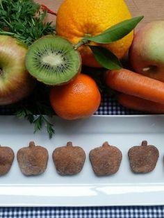 biscotti vitaminici alla frutta con avanzi estrattore di succo Peach, Tabata, Dessert, Food, Deserts, Essen, Tabata Workouts, Postres, Peaches