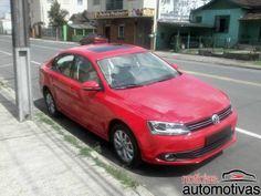 Volkswagen pode fabricar o Jetta no Brasil - Notícias Automotivas - Carros