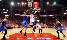 NBA Yesterday | Rockets eliminate Thunder as Russ goes down firing = The Skip Pass is your home on FanRag Sports for insights and nuggets on each game played in the NBA. This is different from your regular game recap or box score. We want to take you inside the game and call out things you might have missed…..