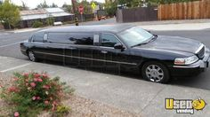 New Listing: https://www.usedvending.com/i/Lincoln-Towncar-Limousine-for-Sale-in-California-/CA-ZL-320S Lincoln Towncar Limousine for Sale in California!!!
