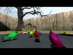 Gmod  Bird Simulator! Garry's Mod Sandbox Funny Moments