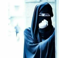 You're an angel in the world. Maybe just pure hearts that could see how beautiful your haya. Hijab Dp, Hijab Niqab, Muslim Hijab, Beautiful Muslim Women, Beautiful Hijab, Hijabi Girl, Girl Hijab, Niqab Fashion, Muslim Fashion