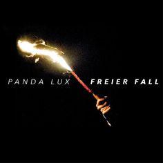 single cover art: panda lux - freier fall [09/2013]