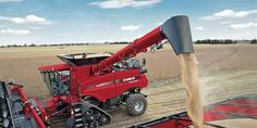 Axial-Flow Combines | Case IH