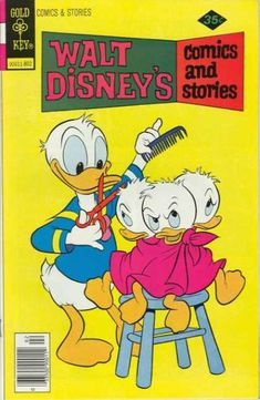 Walt Disney's Comics and Stories 449