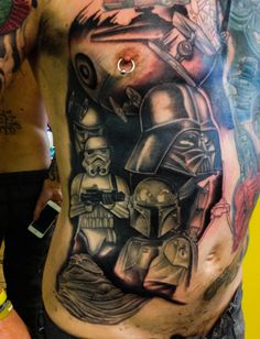 Starwars tattoo #starwars #darthvader #tattoo
