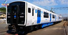 Conheça o novo trem lançado no Japão que é movido a bateria.