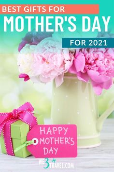 Not sure what mom wants for Mother's Day this year? It is simple, this Mother's Day gift guide is all about giving mom the gift of time -- time for herself and time by herself -- which is much needed after this last year.