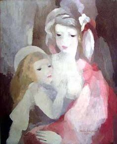 marie laurencin chats - Google Search