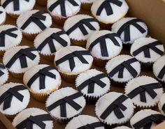 Karate Cupcakes | Flickr - Photo Sharing!