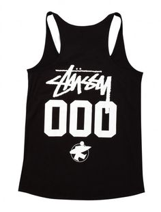 Been Trill WT Swing Tank Top #stussy #been #trill