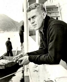"Steve McQueen in ""The Sand Pebbles"" - 1966"