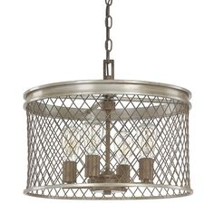 Found it at Wayfair - Eastman 4 Light Drum Pendant