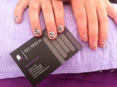 Child paintet Nails