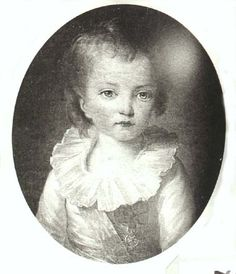 THE REAL PLAYERS: Louis Joseph, Dauphin of France was the second child and first son of King Louis XVI of France and Marie Antoinette, he died at age eight of a quick illness Louis Xvi, Marie Antoinette, Rey Luis Xvi, Bourbon, 2. November, Joseph, French Royalty, English Royalty, Maria Theresa
