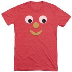 Gumby Blockhead J Adult Tri-Blend T-Shirt