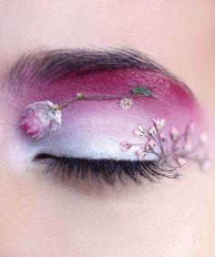 Makeup Art...Pemberley Rose
