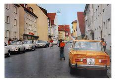 Alfa Romeo Giulia Super Berlina 105 German Road Safety Poster Foto Siegfried Gragnato