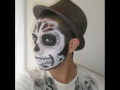 Dia De Los Muertos  (Sugar Skull)