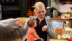 """S4 Ep19 """"Ring Around the Party"""" - So... CUTE!  #BabyDaddy"""