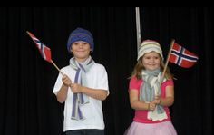 Doesn't get cuter!! www.norwayday.org