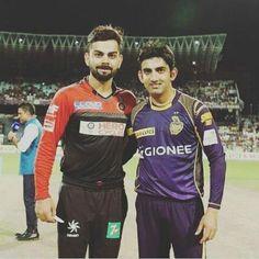 The 2 captains