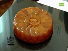 Christophe Michalak vous révèle sa recette de la tarte tatin Le Gâteau de mes Rêves Téva - Teva.fr