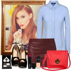 Teen Wolf: Lydia Martin, created by princessnox on Polyvore