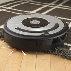 iRobot 560 Roomba Vacuuming Robot Voltage,110V-240V, it can be used directly in domestic.